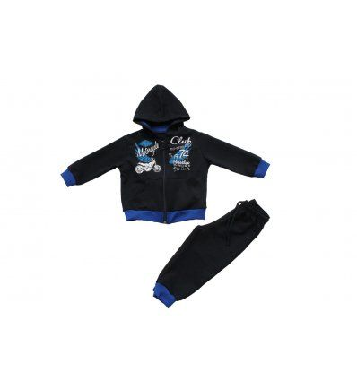 Baby komplet tamno plavi - Motor