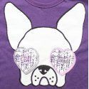 Pidžama lila - pas