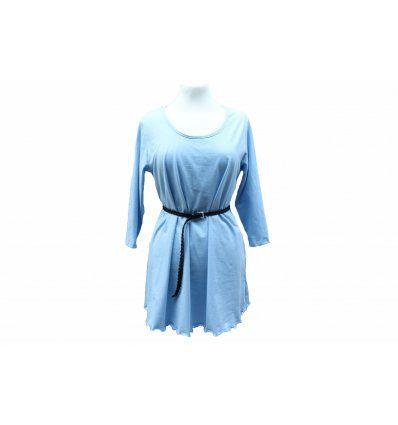 Tunika-haljina - Blue Sky - 3/4 rukavi