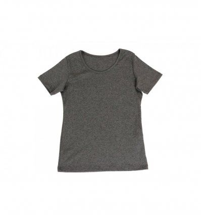 Majica kratkih rukava tamno siva