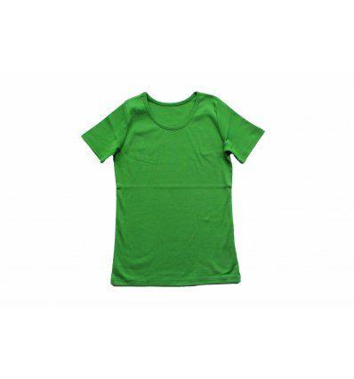Majica kratkih rukava tamno zelena