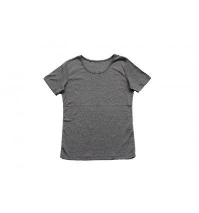 Majica kratkih rukava srednje siva