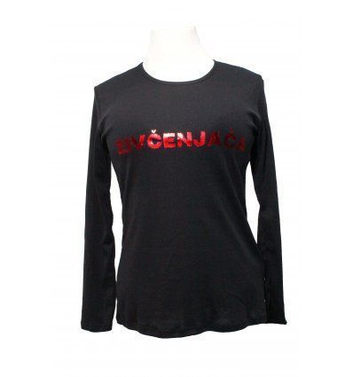 Majica crna - Živčenjača