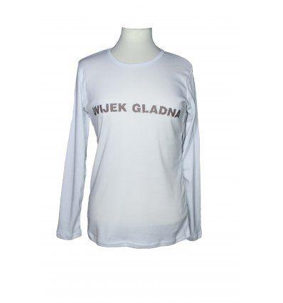 Majica bijela - Uvijek gladna