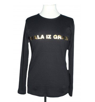 Majica crna - Mala iz grada