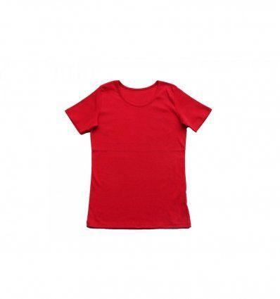 Majica kratkih rukava crvena