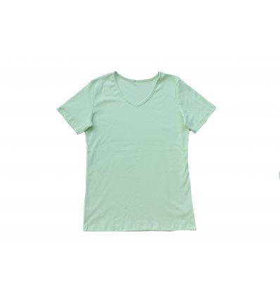 Majica kratkih rukava - svijetlo kiwi...