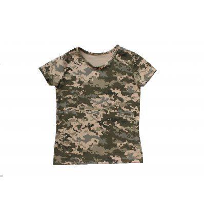 Majica kratkih rukava - Maskirna