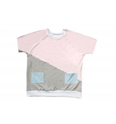 Majica ivy sa džepovima - kratki rukavi