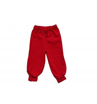 Baby hlače crvene