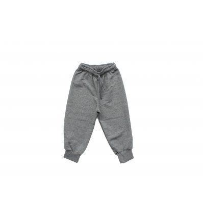 Baby hlače tamno sive
