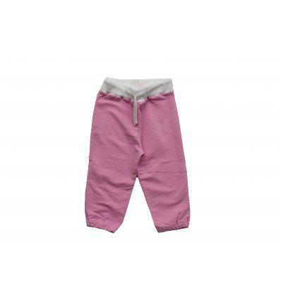 Baby hlače svjetlo roze