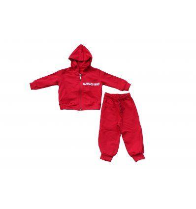 Baby komplet crveni - Najdraže unuče