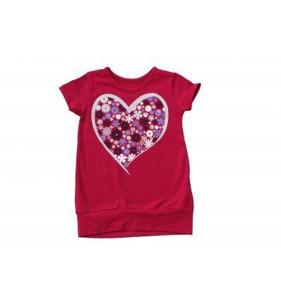 Tunika sa pasicom boje fuksije - Srce