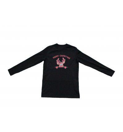 Majica crna - Merry Christmas