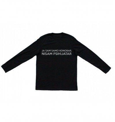Majica crna - Ja sam samo konobar,...
