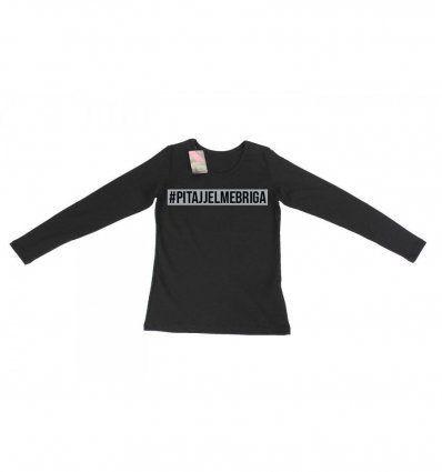 Majica crna - Pitaj jel me briga