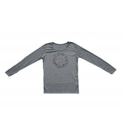 Majica siva - Feeling good