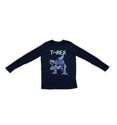 Majica tamno plava - T-rex