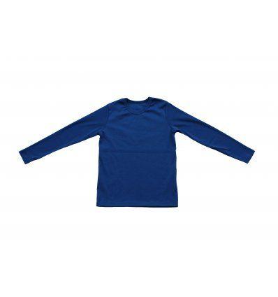 Majica traper plava