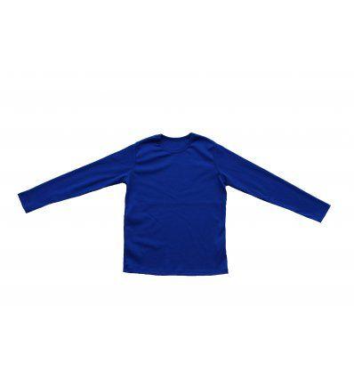 Majica kraljevsko plava