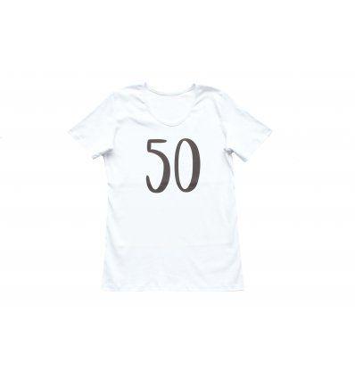 Majica bijela - 50