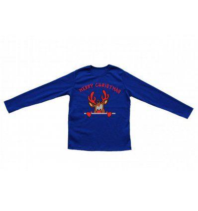 Majica kraljevsko plava - Rudolf