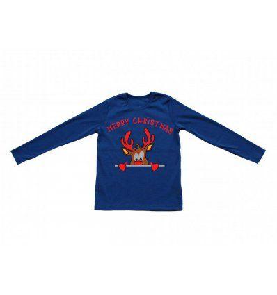 Majica traper plava - Rudolf