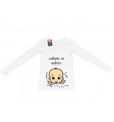 Majica bijela - Vidimo se uskoro