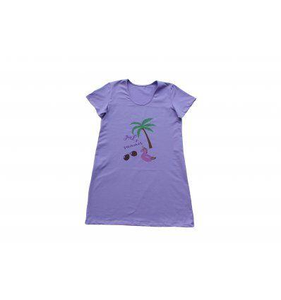Haljina pastelno ljubičasta - Girl's...