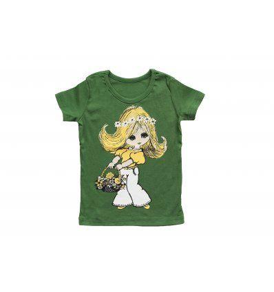 Majica zelena - Cura