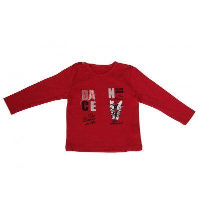 Baby majica crvena - dance