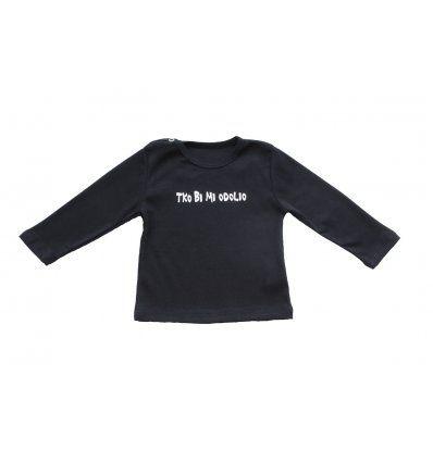 Baby majica tamno plava - Tko bi mi odolio