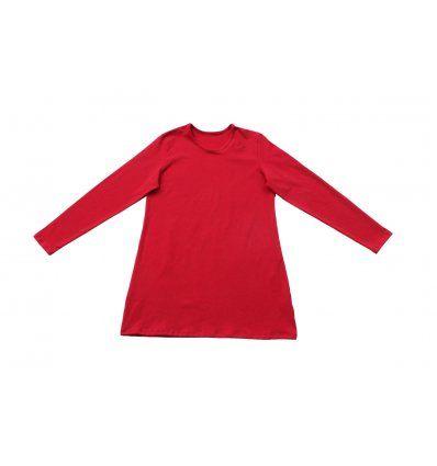 Tunika A kroja crvena