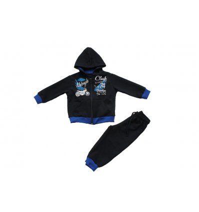 Bebe - Kompleti - Baby komplet tamno plavi - Motor