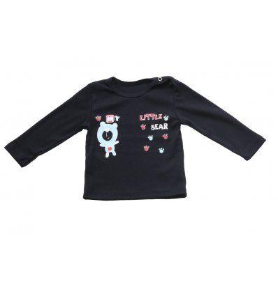 Bebe - Majice dugih rukava - Baby majica tamno plava - My little bear