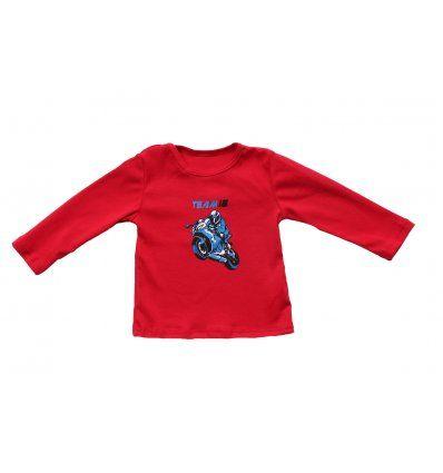 Bebe - Majice dugih rukava - Baby majica crvena - Team 18