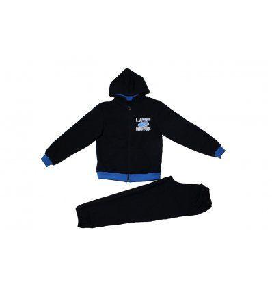 Dječaci - Trenirke - Trenirka tamno plava - Road sports