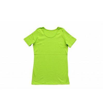 Djevojčice - Majice kratkih rukava - Majica kratkih rukava svjetlo zelena