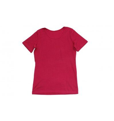 Djevojčice - Majice kratkih rukava - Majica kratkih rukava boje ciklame