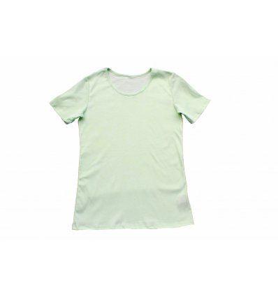 Žene - Majice kratkih rukava - Majica kratkih rukava svjetlo kiwi-zelena
