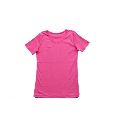 Žene - Majice kratkih rukava - Majica kratkih rukava roza