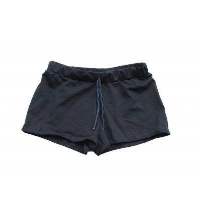 Djevojčice - Bermude, bicke i tajice capry - Kratke hlače tamno plave