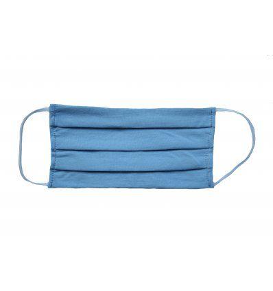 Pamučne maske - Pamučne maske za lice - Pamučna maska za lice - Svijetlo plava