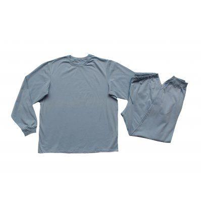 Muškarci - Pidžame - Pidžama svijetlo plava