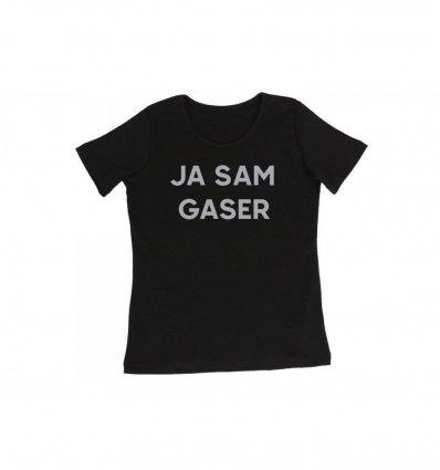 Djevojčice - Majice kratkih rukava - Majica crna - Gaser