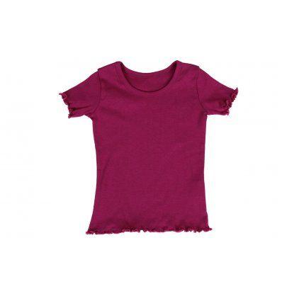 Djevojčice - Majice kratki rukav - Majica fuksija