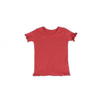 Djevojčice - Majice kratkih rukava - Majica breskva