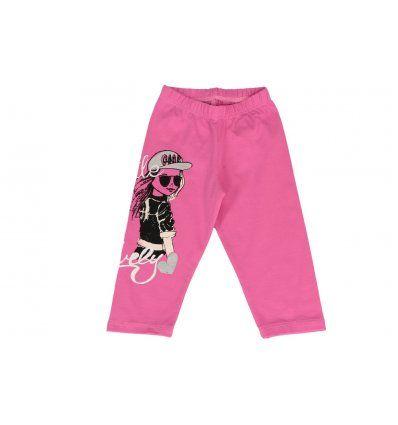 Djevojčice - Bermude, bicke i tajice capry - Capry roza djevojčica