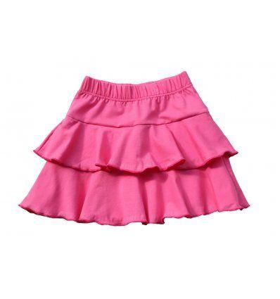 Djevojčice - Minice i haljine - Minica crvena